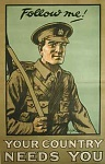 WWI Recruitment Posters