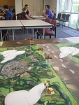 Shreveport Red River Gamers: Richthofen's War Scenario #7 Balloon Busting Mission AAR