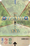 WW1 Entente Plane Cards - Revised