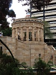 Took my kids to the Remembrance Day ceremony at Anzac Square Brisbane 11/11/2012
