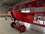 Reproduction WWI aircraft at Caboolture Airfield