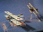 Repaints and Kits of German Planes