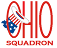 Ohio Squadron Hat in Ring