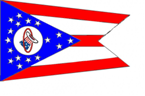 Hat in Ring State Flag