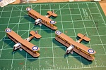 USAS 1st Bombardment Group Minis