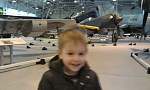 Lovin the 'War Planes' exhibit