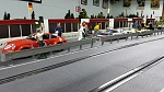 1/32nd Home Slot Car track: SUZUKA