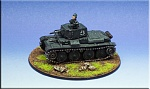 Flames of War Panzer 38(t).