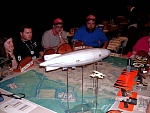 I ended up demoing the zeppelin and our homemade rules for it at Advance The Colors 2006, an HMGSGL Con held every year in Springfield, Ohio... It...