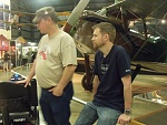 Origins 2015 Air Force Museum Trip
