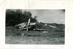 WWII Crashed aircraft