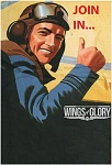 Vintage Posters adapted for Wings of Glory
