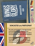 Doncaster Con 2017 cards