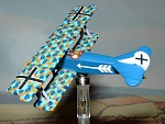 Fokker DVII repaints for Jasta 13 and Jasta 18