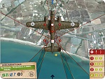 Savoia-Marchetti SM.84  204th Squadriglia, 41st Gruppo Autonoma AS  Regia Aeronautica  Plane Card  Stats may need some tweaking, and the Maneuver...