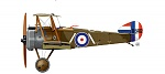 D6402 Woollett No43Sqn side