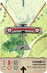 Nieuport 17  Layfayette Escadrille  Flt Lt Eugene Skinner    Flyboys Movie colour scheme...