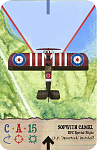 Sopwith Camel  RFC Sqn Unknown  Lt Pete 'Maverick' Mitchell    Custom Card for repaint by Simon [Maverick]