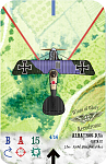 Albatros D.Va  Jasta 12  Ltn Karl Meierdierks    Aerodrome Accessories card style  Custom for 2016 Lend-Lease Fundraiser No.2