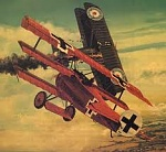 WWI German Planes