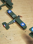 Sopwith Dolphin - Kampfflieger (Shapeways