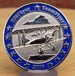 Aviation Coins (Geocaching)