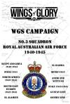 WGS No.3 Sqn RAAF WW2 Campaign (1940-45) Part One