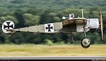 Click image for larger version.  Name:a Fokker Eindekker replica flying..jpg Views:29 Size:55.5 KB ID:287787
