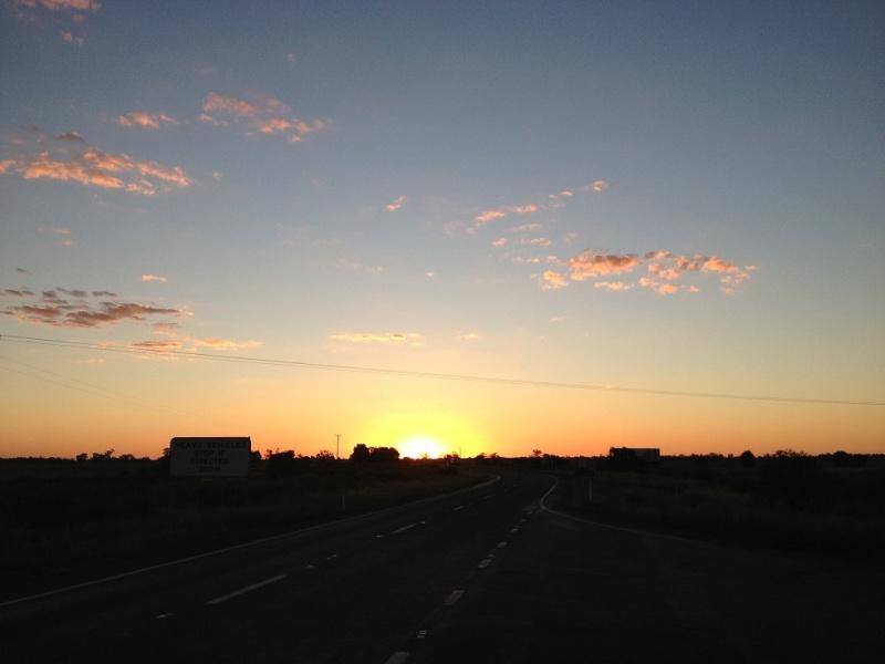 Name:  Sunset at Moree.jpg Views: 65 Size:  89.2 KB