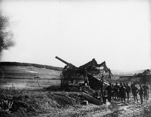 Name:  guns near Hargicourt 1 October 1918.jpg Views: 59 Size:  62.4 KB