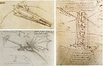 Click image for larger version.  Name:Sketches-of-human-powered-flying-machines-with-flapping-wings-by-Leonardo-da-Vinci-from.jpeg Views:40 Size:111.8 KB ID:269876
