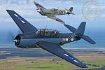 Click image for larger version.  Name:a Avenger & Spitfire Omaka Easter display..jpg Views:28 Size:125.0 KB ID:266716