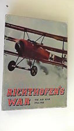 Name:  Richthofens War.jpg Views: 19 Size:  28.5 KB