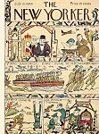 Click image for larger version.  Name:The July 15 1944 cover of the New Yorker, depicting the D-Day landings nine days earlier like th.jpg Views:49 Size:196.7 KB ID:302725
