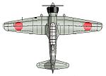 Click image for larger version.  Name:Ki-15-I Plane Green.png Views:41 Size:58.9 KB ID:295366