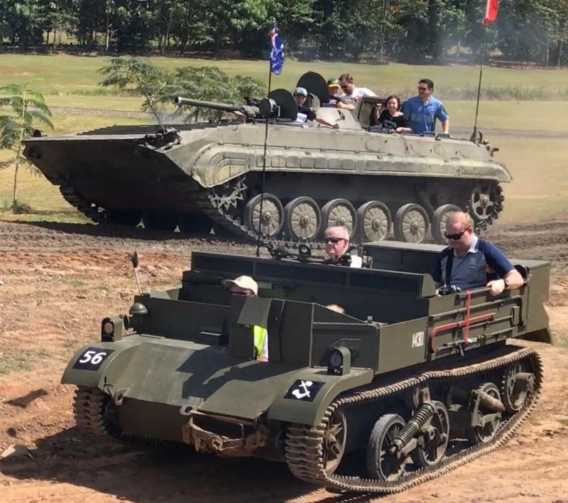 Name:  BMP & Bren carrier.jpg Views: 111 Size:  233.2 KB