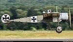 Click image for larger version.  Name:a Fokker Eindekker replica flying..jpg Views:30 Size:55.5 KB ID:287787