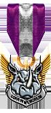 LGKR Memorial Medal