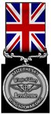 2012 Lend-Lease Participant Medal