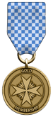 Gold Membership Medal