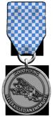 Silver Membership medal