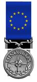 Minor Con Medal - Europe
