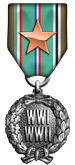 Aerodrome Campaign Medal - Bronze
